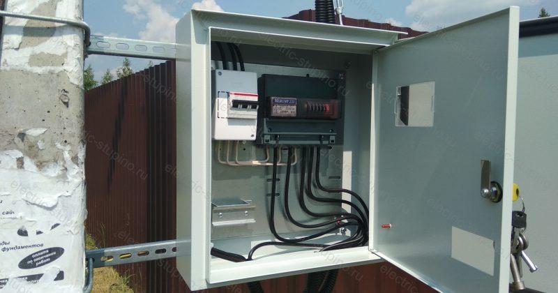 Подключение 15 кВт в СНТ