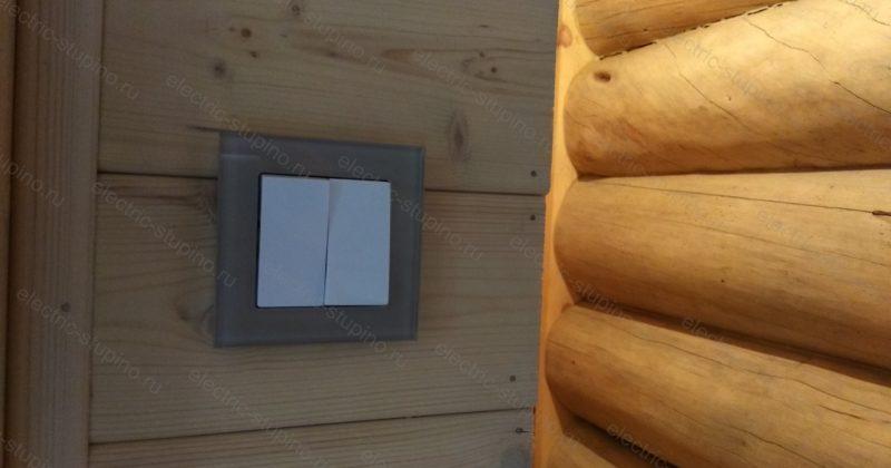 Установка розеток и выключателей в Ступино