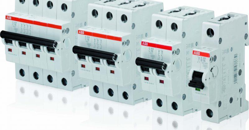 Автоматические выключатели ABB S 200