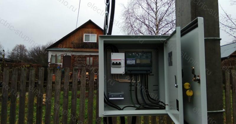 Подключение 15 кВт МОЭСК